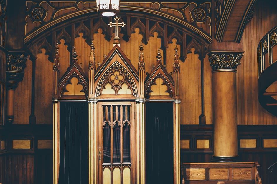 kościelne obrazy są wyjątkowe