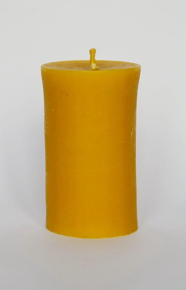 świece ołtarzowe z wosku pszczelego
